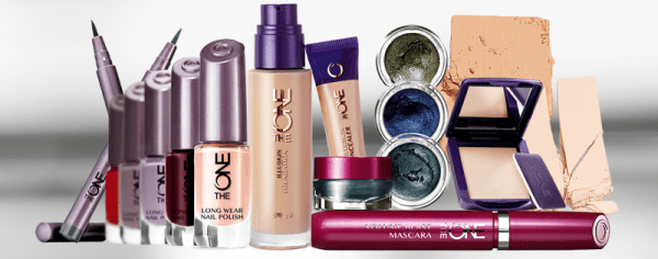 catalog oriflame the one